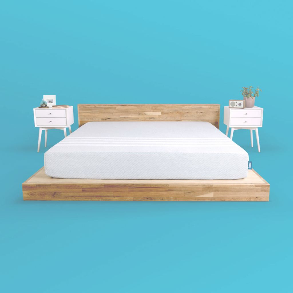 Bed With Mattress Encantador Shop The Leesa Mattress | Over 12,000+ 5-Star Reviews