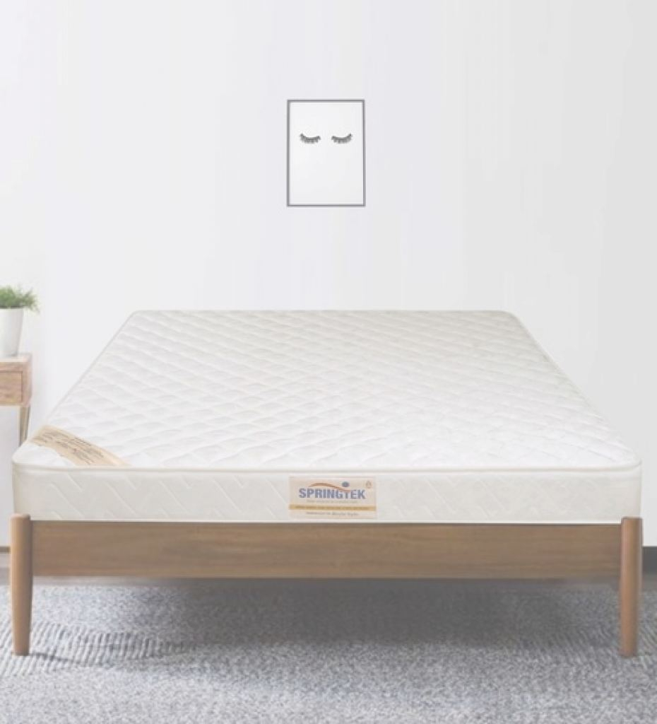 Bed With Mattress Inspirador Buy Premium Healthpaedic King Bed Back Support 78X72X5 Inch Coir