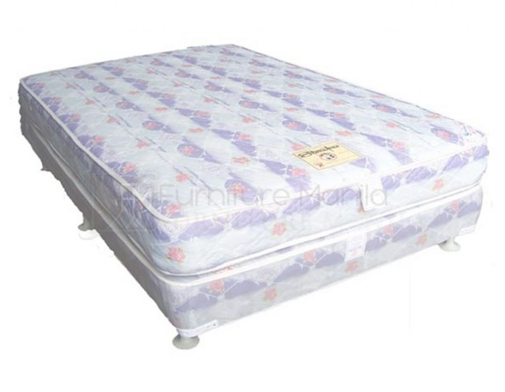 Bed With Mattress Nuevo Sierratone Deluxe Spring Mattress | Home & Office Furniture Philippines