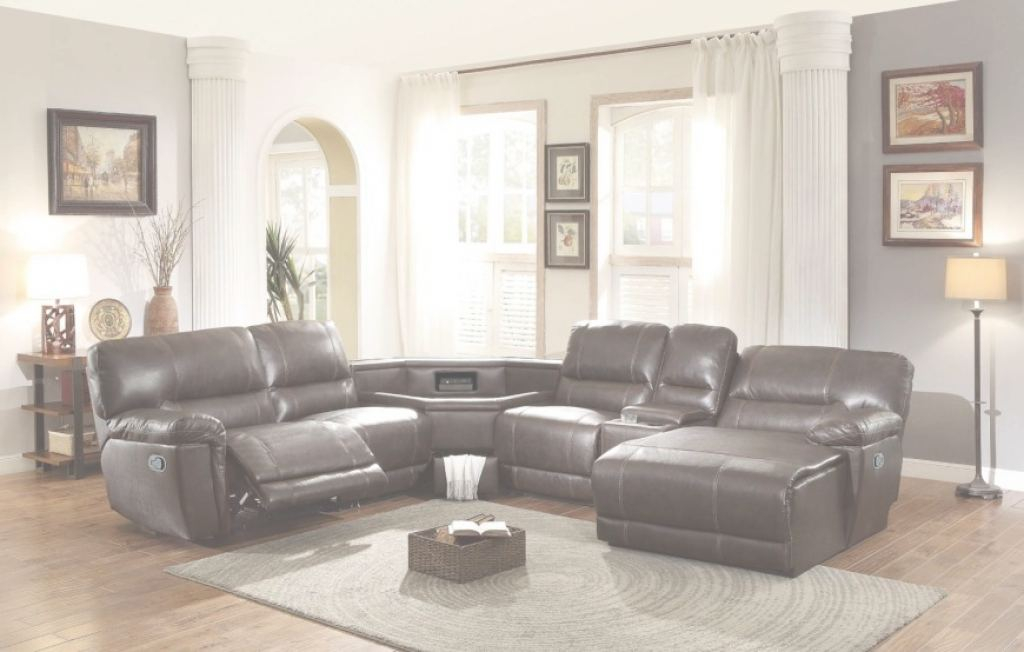 Best Sectional Couches Increíble Top 10 Best Reclining Sofas (2018)