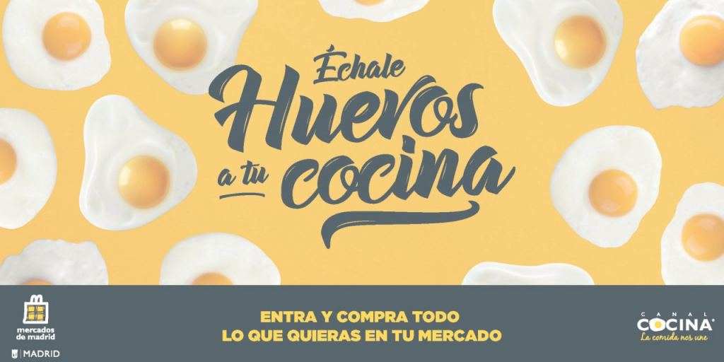Canal Cocina Genial Canal Cocina Adds One More Year To The Celebration Of Egg Day - Ocionews