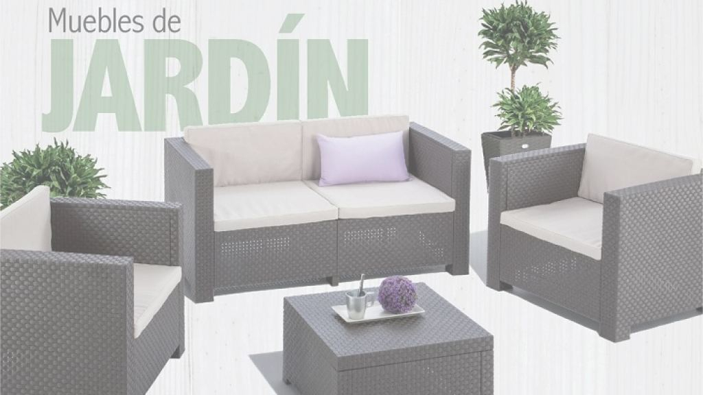 Carrefour Muebles Jardin Impresionante Decorablog - Revista De Decoración