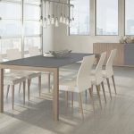 Contemporary Dining Furniture Genial Torelli Vinci Dining Table   Sarasota Modern & Contemporary Furniture