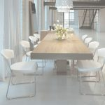 Contemporary Dining Furniture Inspirador Astor Extendable Modern Dining Table