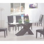 Contemporary Dining Room Furniture Elegante Modern Dining Table Glass : The Holland   Nice, Warm And Cozy Modern