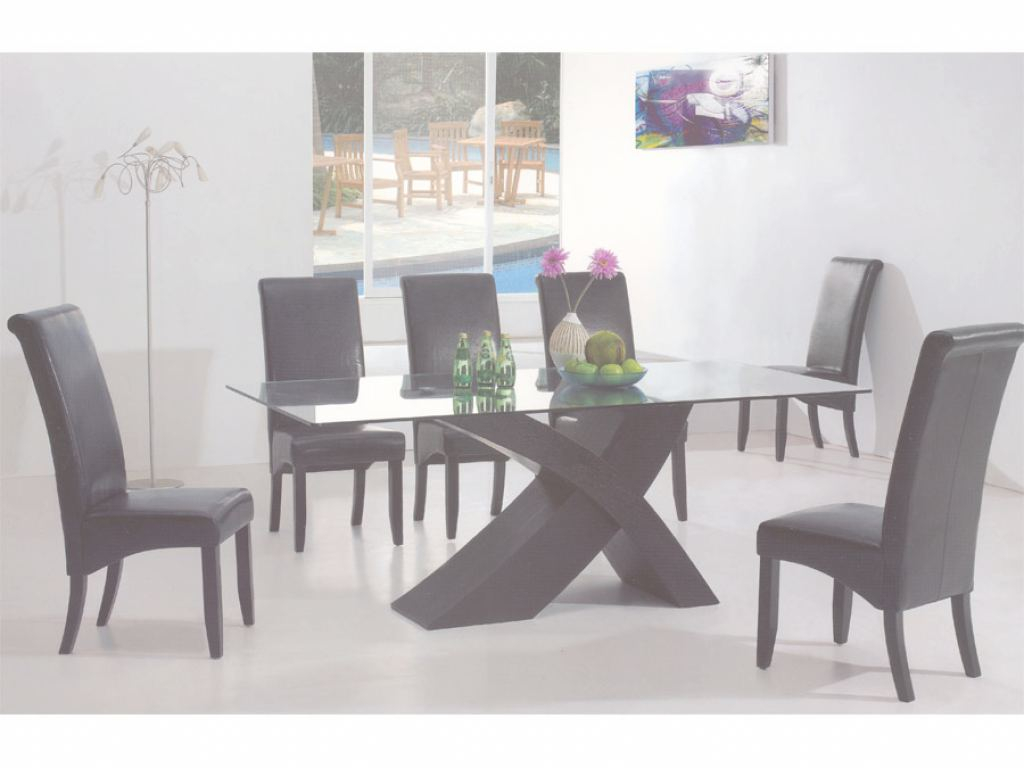 Contemporary Dining Room Furniture Elegante Modern Dining Table Glass : The Holland - Nice, Warm And Cozy Modern
