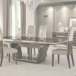 Contemporary Dining Room Furniture Único Giorgio Italian Modern Dining Table Set