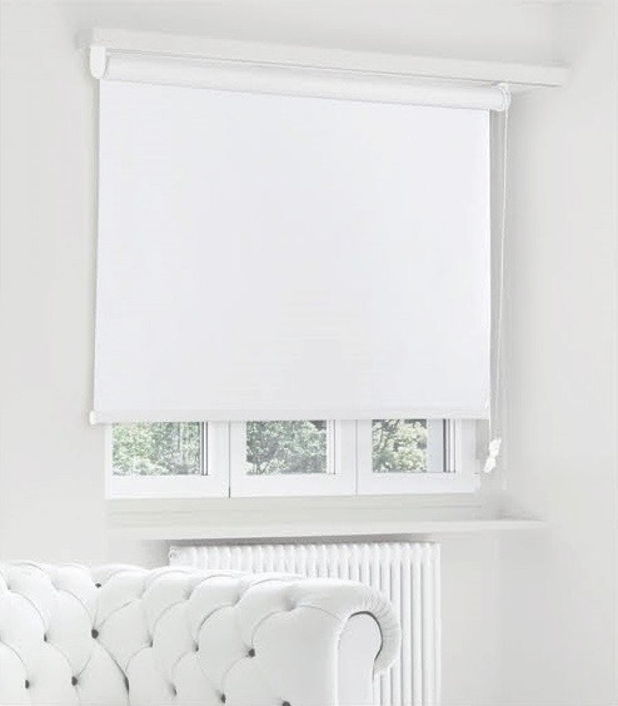 Cortinas Black Out Lujo Cortinas Roller Blackout - Decoraciones Integrales