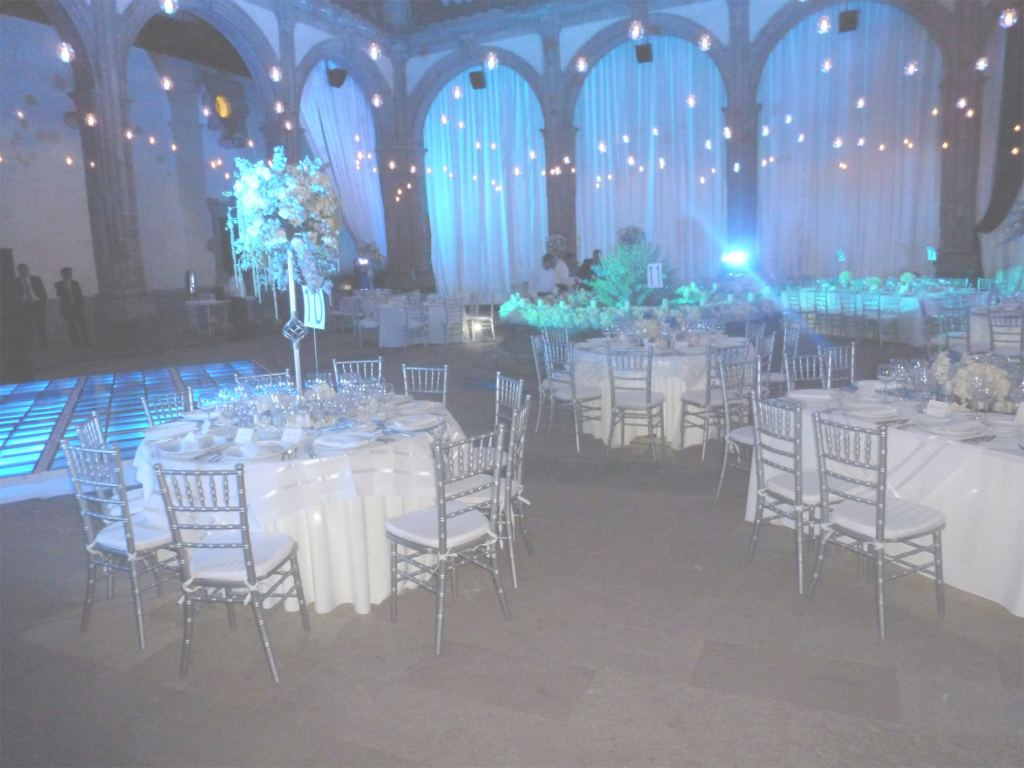 Decoracion Salon De Bodas Elegante Decoracion-Salon-Boda-Noche-En-Azul | Hg The Wedding Planner.