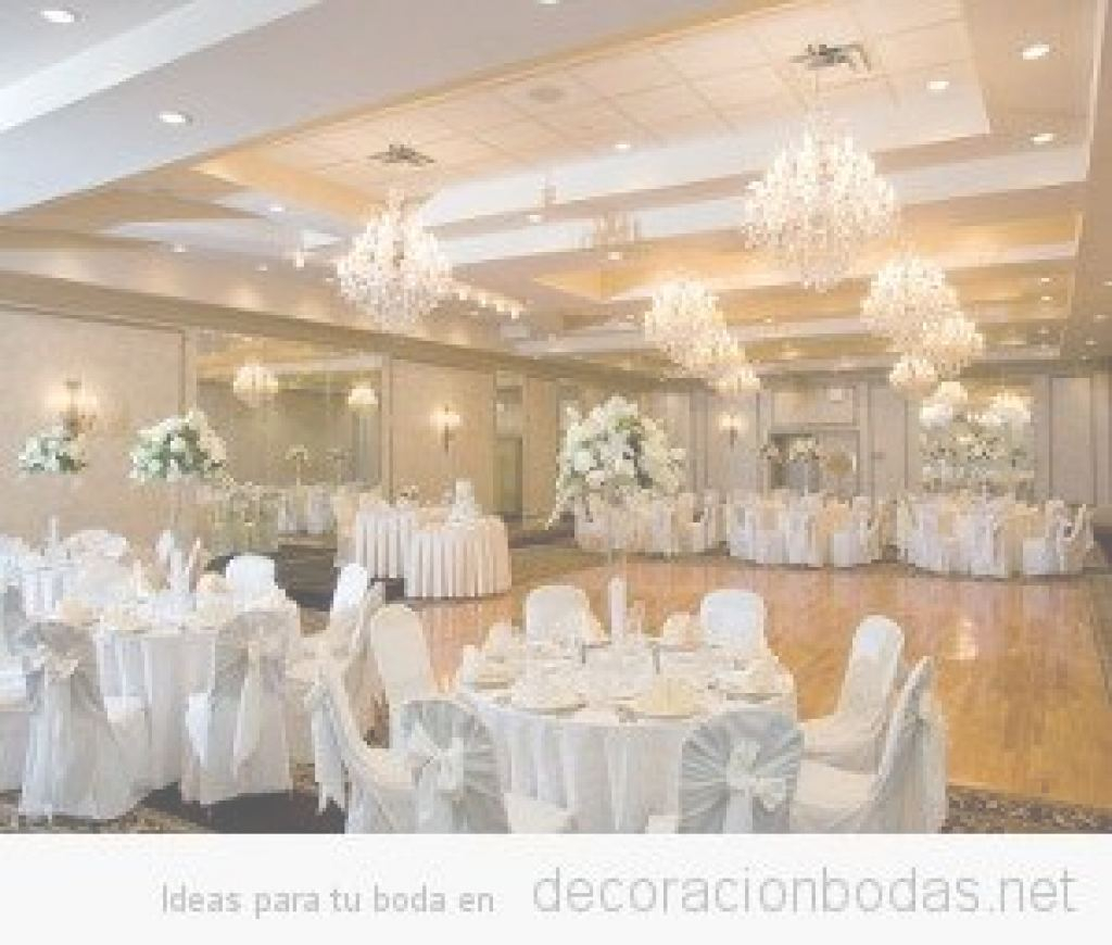 Decoracion Salon De Bodas Genial Decoración Bodas •ideas Originales Para Decorar Tu Boda
