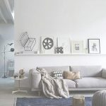 Decorar Pared Sofa Inspirador Más De 20 Ideas Para Decorar La Pared Del Sofá | Salones | Living