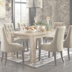 Dining Room Table Sets Encantador Mestler Bisque Rectangular Dining Room Table & 4 Light Brown Uph