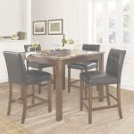 Dining Room Table Sets Lujo Dorel Living Andover 5 Piece Faux Marble Counter Height Dining Set