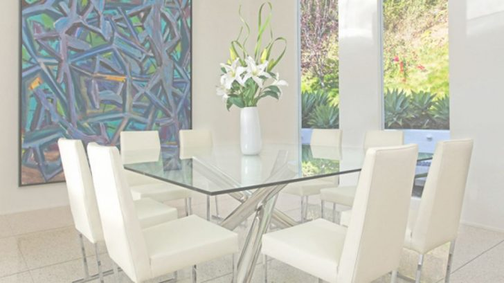 24 Fresco De Glass Dining Room Sets Tutoría