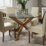 Glass Dining Table Hermoso Glass Dining Tables   Our Pick Of The Best | Ideal Home