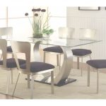 Glass Dining Table Inspirador Shop Furniture Of America Sculpture Ii Contemporary Glass Top Dining