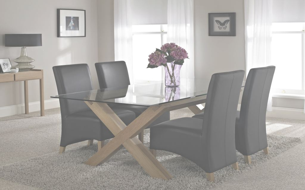 Glass Dining Table Nuevo Glass Dining Tables Buying Guide - | Vale Furnishers Blog