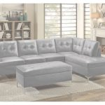 Grey Leather Sectional Hermoso Degah Grey Leather Sectional Sofa