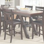 High Dining Table Inspirador Vendor 5349 Lawson 116 Cd 7Gts 7 Piece Trestle Gathering Table With