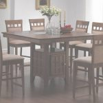 High Dining Table Mejor De Buy Mix & Match Counter Height Dining Table With Storage Pedestal