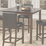 High Dining Table Moderno Homelegance Weitzmenn Counter Height Dining Table 5350 36