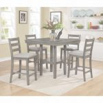 High Dining Table Nuevo Counter Height Dining Sets You'll Love | Wayfair