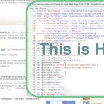 How To Create A Web Único How To Create A Simple Web Page With Html Stepstep For Beginners