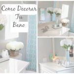 Ideas Decoracion Baños Genial Ideas Para Decorar Tu Baño Elegante Y Con Poco Dinero   Youtube