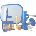 Kit De Piscinas Encantador Kit De Mantenimiento Piscina Desmontable Gre 08050 | Poolaria