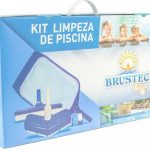 Kit De Piscinas Nuevo Kit Limpeza De Piscina Brustec   Ajx Piscinas