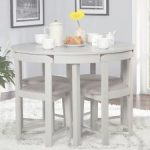 Kitchen Table Sets Inspirador Round Dining Table Set | Ebay