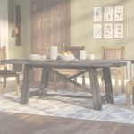 Large Dining Room Table Increíble Long Narrow Dining Table | Wayfair