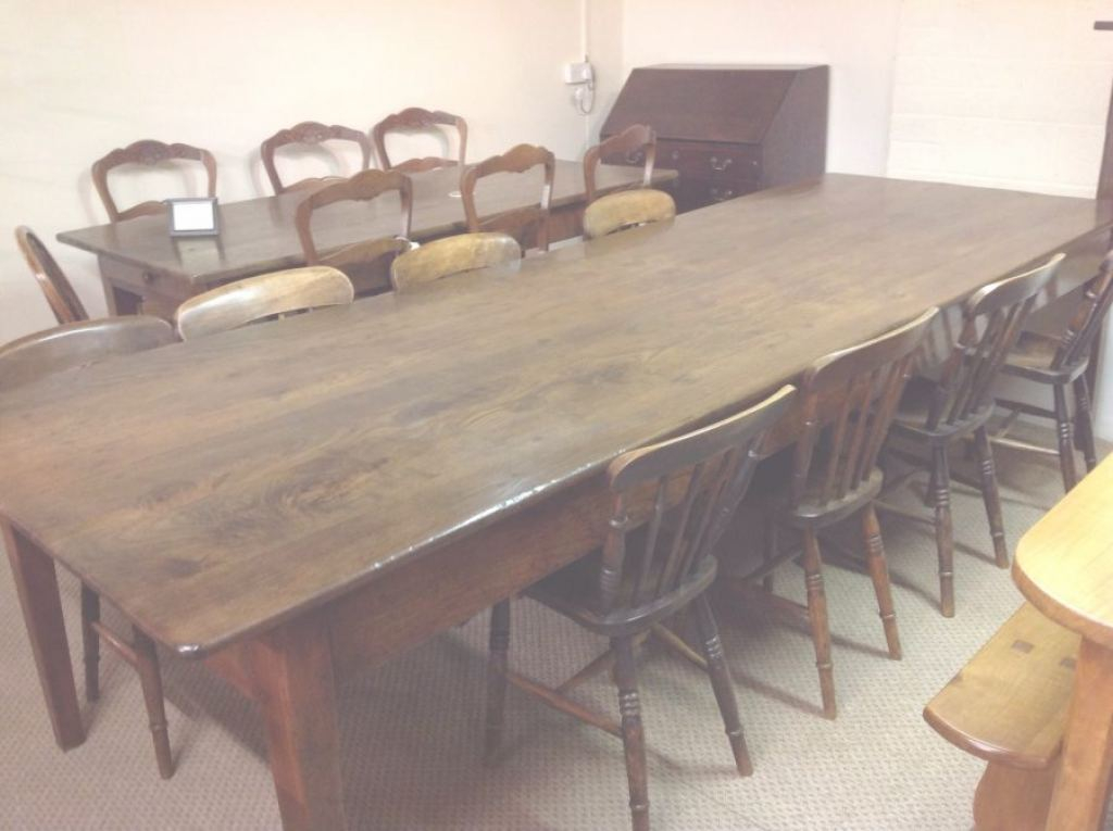 Large Dining Room Table Lujo Antique Large Dining Room Table — Bluehawkboosters Home Design