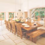 Large Dining Room Table Mejor De 12 Seat Dining Table Extendable Brown Oval Teak Wooden Dining Table