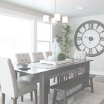 Large Dining Room Table Nuevo How To Decorate With Large Clocks (And My Favourite Oversized Clocks