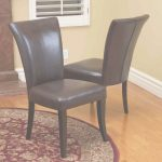Leather Dining Room Chairs Hermoso Brown Leather Dining Room Chairs Decor Ideasdecor Ideas, Brown