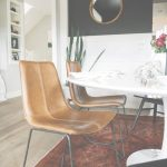 Leather Dining Room Chairs Impresionante One Room Challenge | Interiors | Pinterest | Dining Chairs, Leather