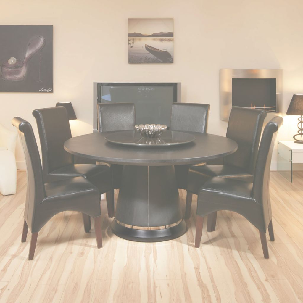Leather Dining Room Chairs Mejor de Dining Room: Handsome Black Dining Room Design Ideas Using Black