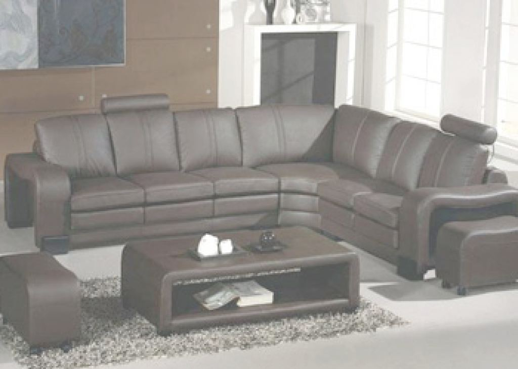 Leather Sectional Sofa Hermoso Why Sectional Sofas Leather Are Very Durable - Elites Home Decor