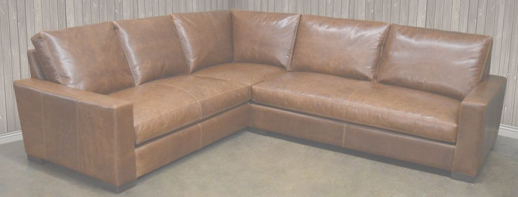 Leather Sectional Sofa Único Leather Sectional: Full Grain And Top Grain Leather At