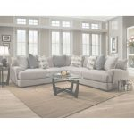 Living Room Sectionals Nuevo Halo Gray Living Room Sectional Franklin   8085935 | Conn's