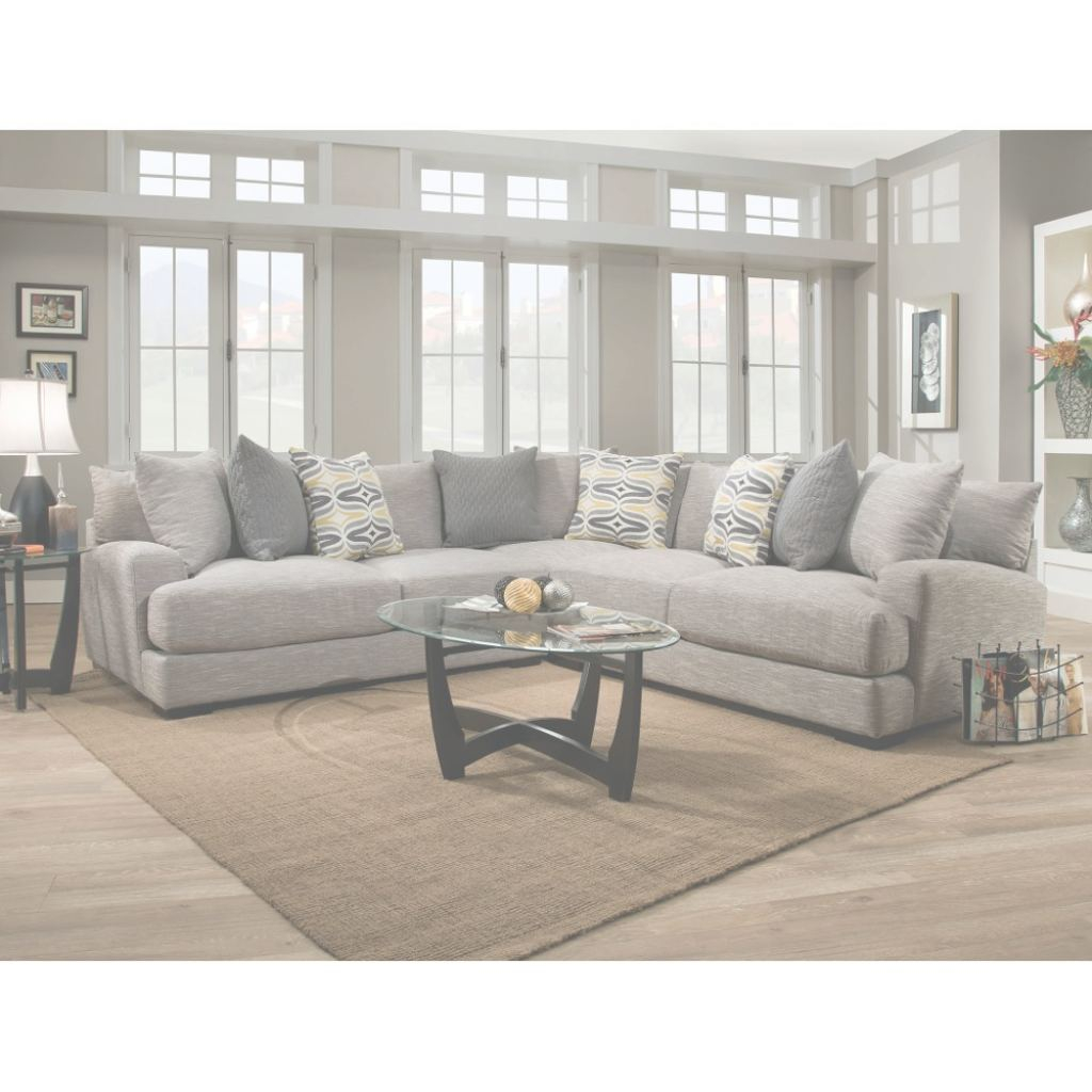 Living Room Sectionals Nuevo Halo Gray Living Room Sectional Franklin - 8085935 | Conn's