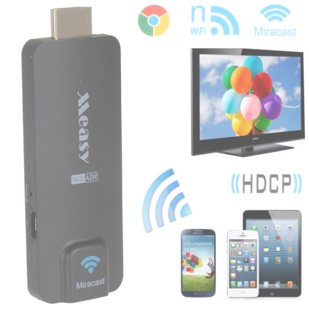 Measy Miracast Dongle A2W Impresionante Measy A2W Miracast Tv Dongle Chromecast Dlan Airplay Ezcast Hdmi