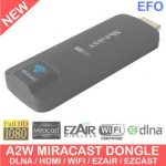 Measy Miracast Dongle A2W Lujo Measy A2W Ezcast Miracast Dongle Ezair Dlna Hdmi Tablet Smartphone