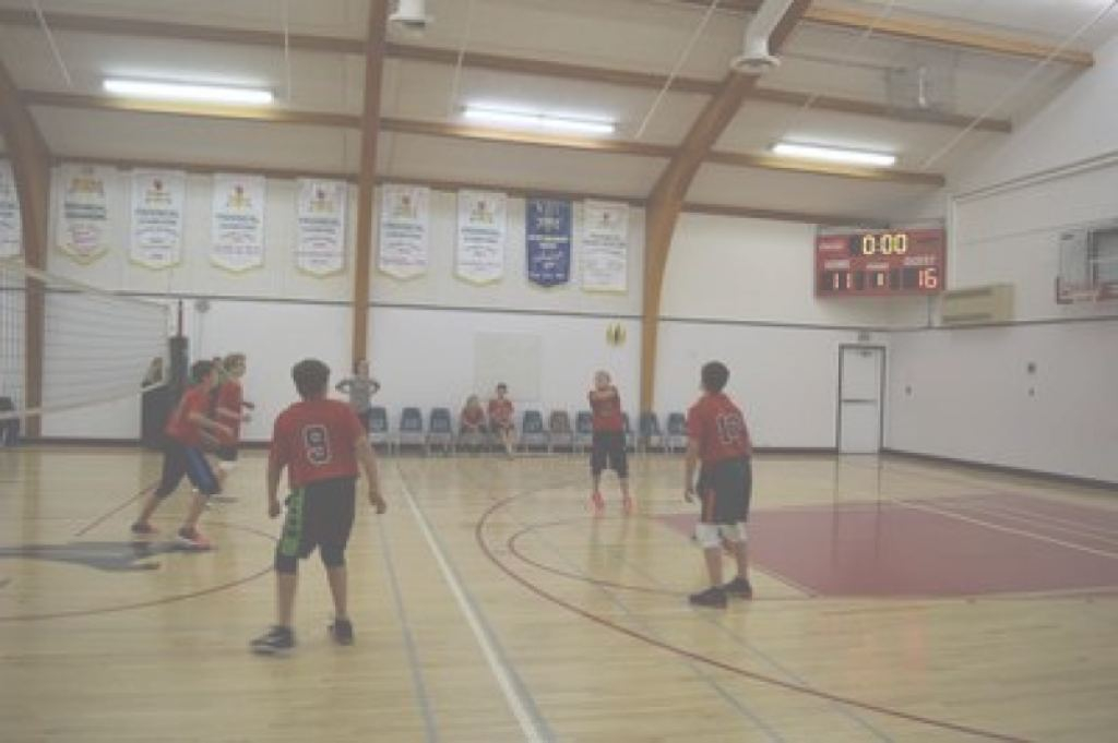Mesa Juniors Volleyball Nuevo Canora Junior Boys Volleyball Team Defeats Sturgis In Home Game
