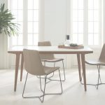 Modern Dining Table Inspirador Modern Expandable Dining Table | West Elm