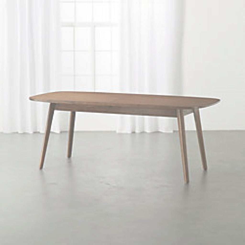 Modern Dining Table Lujo Unique, Modern Dining Tables | Cb2