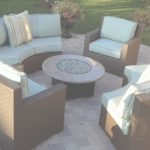 Outdoor Patio Furniture With Fire Pit Elegante Chair | Rectangle Patio Table With Fire Pit Outdoor Seating Around