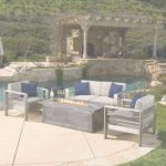 Outdoor Patio Furniture With Fire Pit Encantador Fire Pit Sets   Outdoor Lounge Furniture   The Home Depot