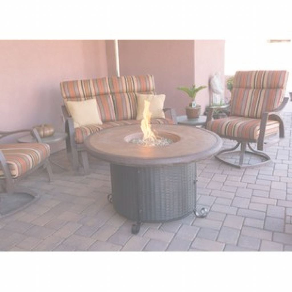 Outdoor Patio Furniture With Fire Pit Encantador Patio Furniture With Fire Pit | Wayfair